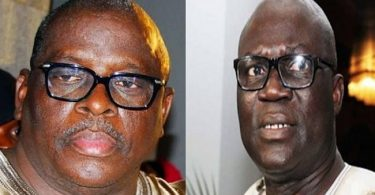 Kahamu/Abati still the authentic Ogun PDP guber ticket, campaign group insists