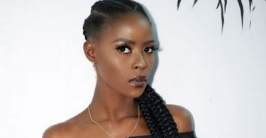 #BBNaija's Khloe survives ghastly auto crash (Video)