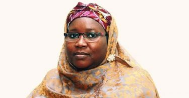 Amina Zakari not Buhari's blood relation- Presidency
