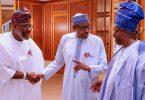 Presidency clarifies where Buhari stands in Ogun guber election