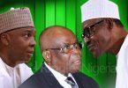 ANALYSIS- Nigeria: A nation of executive saints, legislative and judicial rogues