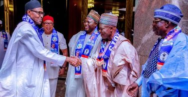 Buhari says he's not generous, assures supporters of rewards from God
