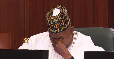 In tears, Shettima tells Buhari, 'we thought Boko Haram..will become history' under you