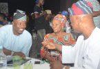 PHOTOSCENE... Agbaje, Sanwo-Olu running mates attend farmers' forum