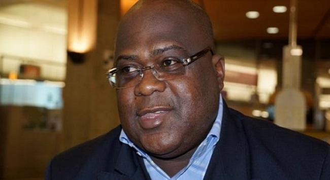 U.S backs DR Congo's president-elect