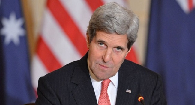 John Kerry: Trump Should Resign