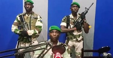 GABON: Govt claims it has foiled coup attempt