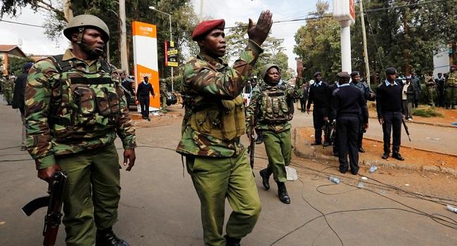 Kenyan police foil another suspected al-Shabab attack