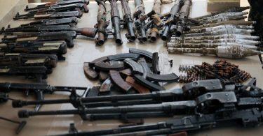 'Refusal to follow ECOWAS agreement reason illegal weapons flood Nigeria'