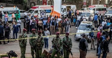 UPDATE: Death toll from Kenya hotel attack rises to 15