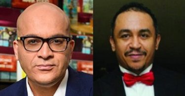 PRESIDENTIAL DEBATE: Mixed-race moderator replies Daddy Freeze who labeled him a 'white Jesus'