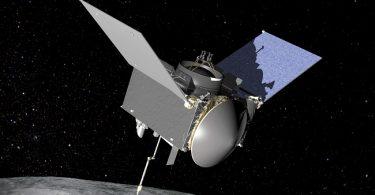 NASA sets record, enters orbit around tiny asteroid