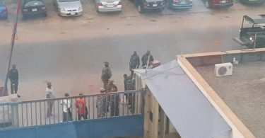Arrests, seizure of computers as soldiers invade Daily Trust offices in Abuja, Borno