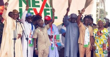 'Once you join APC, all your sins are forgiven'- Oshiomhole
