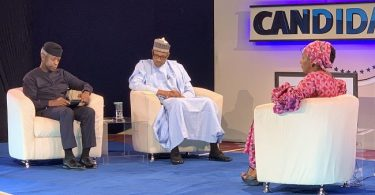 TOWN HALL: Osinbajo dominates but Buhari finally lets out a few words on Ganduje
