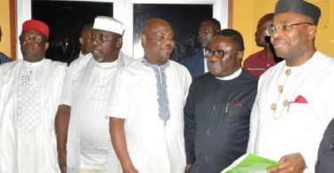 ONNOGHEN: South-South governors summon emergency meeting