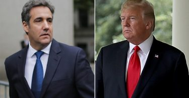 Trouble for Trump as Congress set to probe report he told ex-aide Cohen to lie