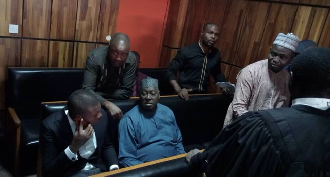 Ex-SGF Babachir Lawal arraigned in court for fraud, conspiracy