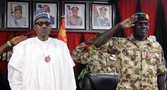 Military now sharing Buhari's powers, PDP says