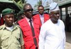 Alleged N21.4bn fraud: Trial of Ex-service Chief, Amosu adjourned until March 6