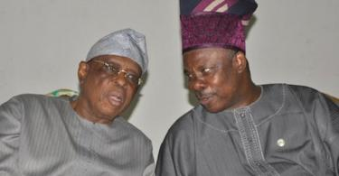 Tension in Ogun as Governor Amosun, Osoba in separate plans to receive Buhari