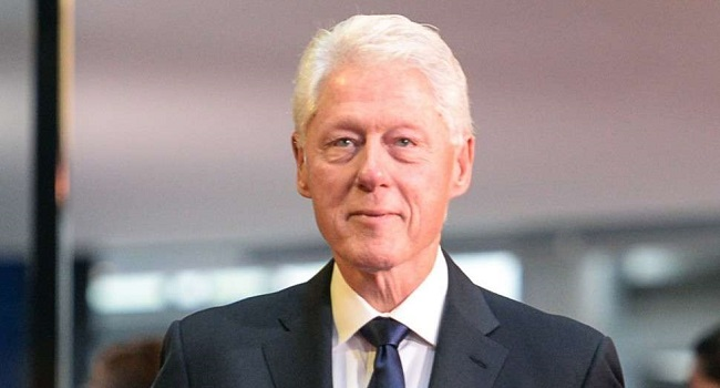 2019 ELECTIONS: Bill Clinton to witness signing of another peace accord between Buhari, Atiku