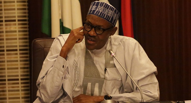 BUHARI TO NIGERIANS: As your President, I urge you, do not be afraid, go out and vote