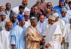 2019: 71 retired generals endorse Buhari, say 'we are proud of you'
