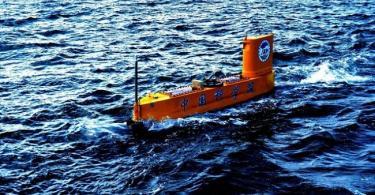 China deploys new rocket launching robot ship