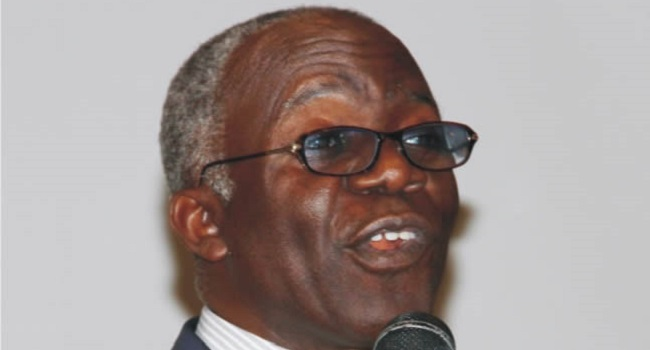 FALANA: It's embarrassing CCT boss Umar has become a staff in the presidency