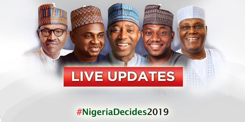 #NigeriaDecides2019: By the minute, all details as Nigerians go to the polls
