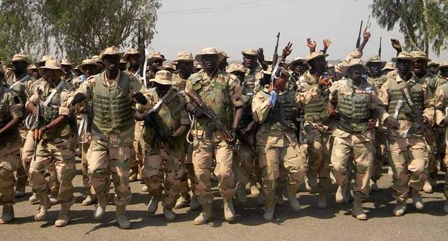 Nigerian army denies gunning down traders in Aba