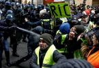 """FRANCE: Macron condemns attack on prominent intellectual by """"yellow vest"""" protesters"""