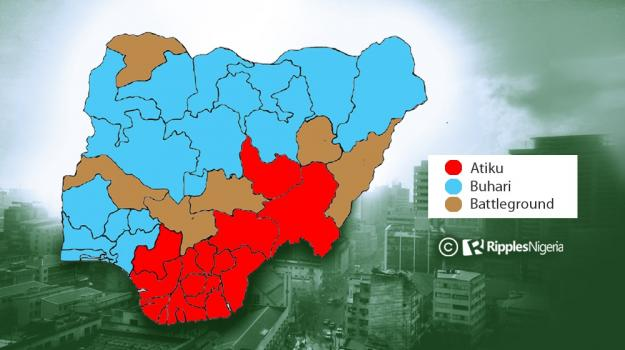 Ripples Nigeria 2019 Election Forecast: Predicting the winner