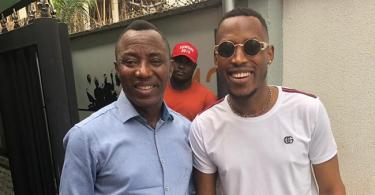 'Waste' your vote wisely on Sowore, Mr 2Kay tells Nigerians