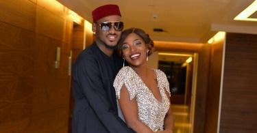 Like Seyi Law, 2face sparks rumours of marital troubles with wife Annie