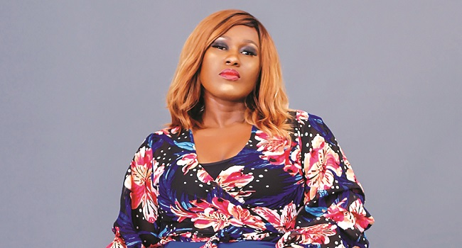Actress Uche Jombo says she was a victim of sexual assault in Nollywood