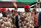 'When a man's ways please the Lord, he makes even his enemies to be at peace with him', Umahi on Buhari