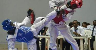 adegoke taekwondo