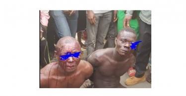 EBONYI: 2 terrorists arrested for planting explosives on a bridge