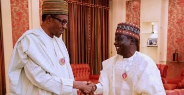 Plateau election is as good as won, Gov Lalong says after meeting with Buhari