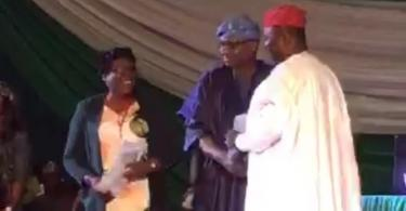 INEC presents Certificate of Return to federal lawmakers-elect