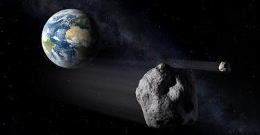 Colossal asteroid heading toward earth, NASA warns