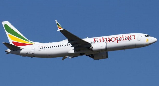 UK bans Boeing 737 MAX jets from airspace days after Ethiopia crash