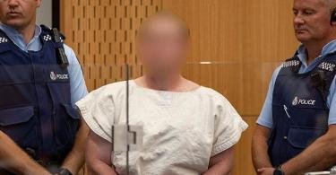 New Zealand: Mass murderer Tarrant shows no regrets, to represent self in court