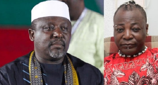 CharlyBoy mocks Okorocha over his son-in-law's governorship election loss