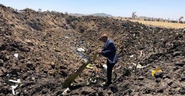 AIR CRASH: Ethiopian grounds affected fleet