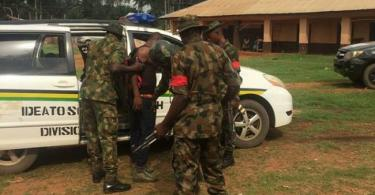 Soldiers involved in electoral offences are fake, political thugs -Nigerian Army