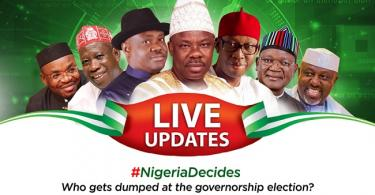 #NigeriaDecides: Who gets dumped at the governorship election?