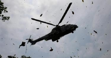 KENYA: Local pilot and four Americans die in helicopter crash